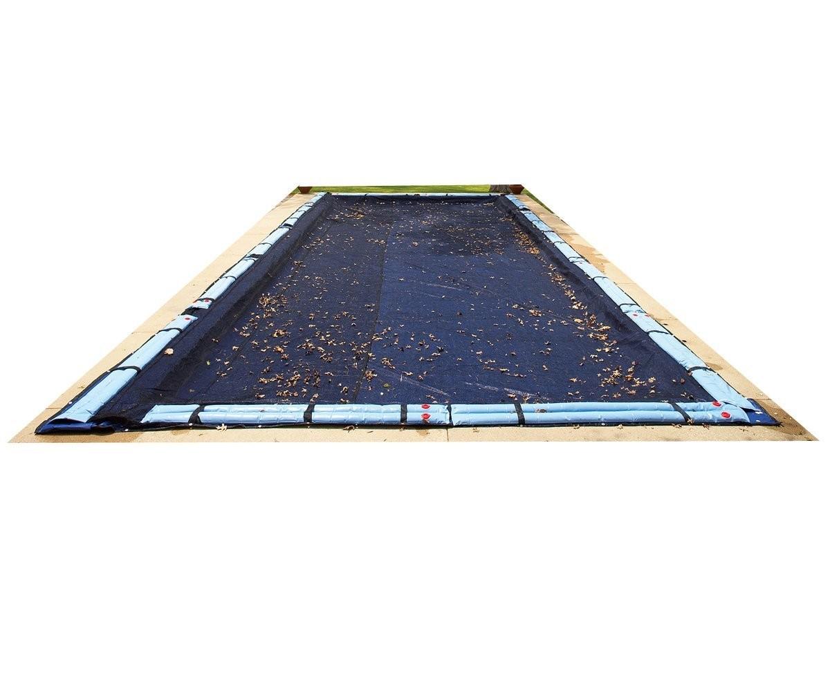Pool Leaf Net Inground 18X36 Ft Rectangle Swimming Pool